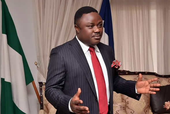 Why my focus is on industrialization – Ayade
