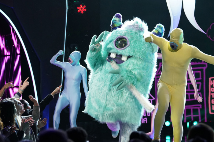 The Masked Singer Is a Reality-TV Fever Dream