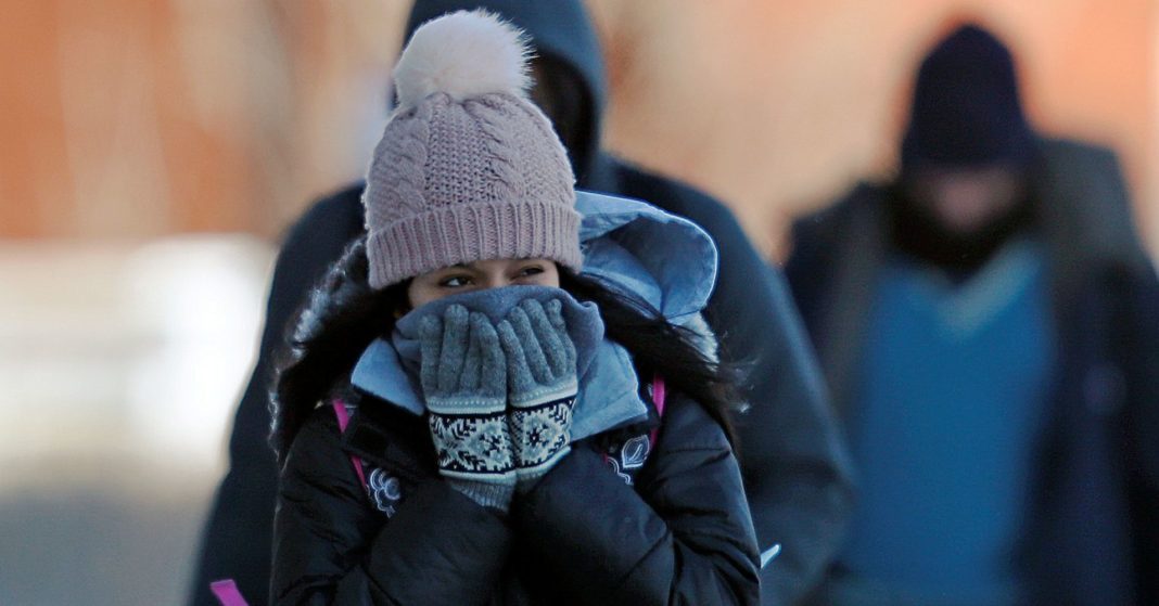 At least 5 dead as temperatures plunge to 'historic' lows not seen in decades