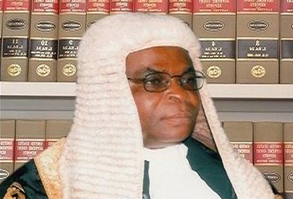 BREAKING: Court dismisses Justice Onnoghen's appeal