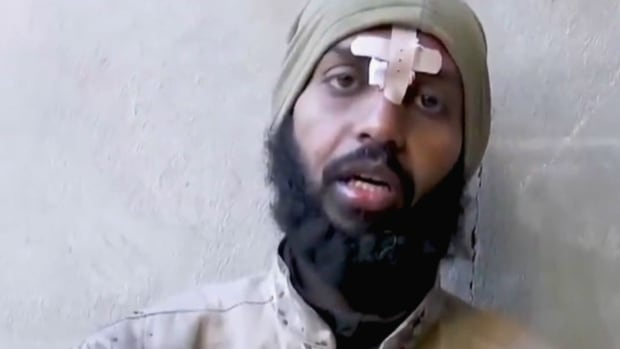 Detention video shows another purported ISIS fighter saying he's from Canada
