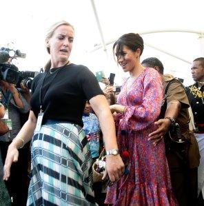 Duchess Meghan's Bodyguard Quits After Less Than a Year