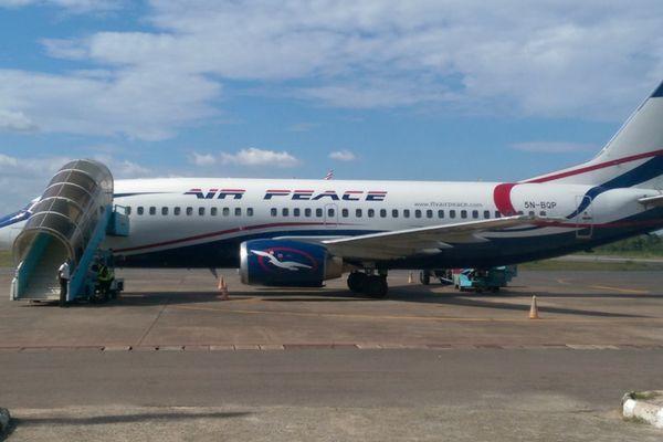 FAAN speaks on bomb aboard Air Peace flight to Abuja