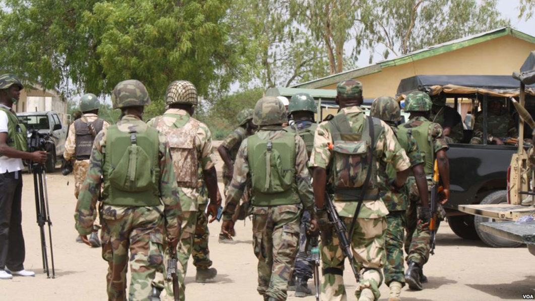 FG orders soldiers to immediately vacate Daily Trust