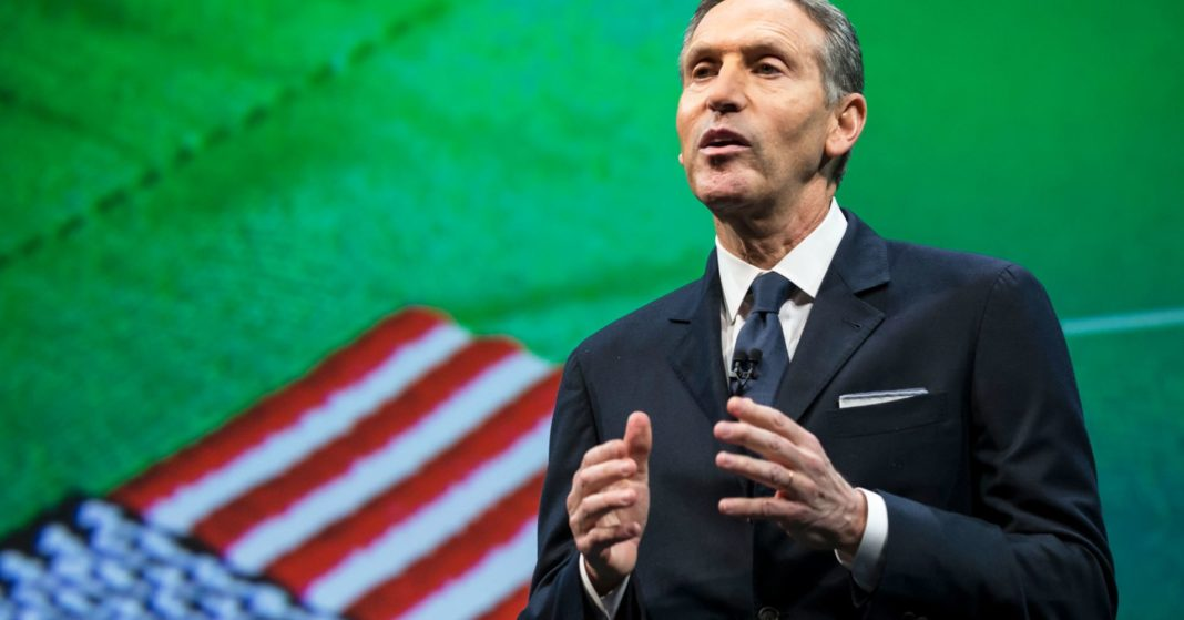 Former Starbucks CEO hires ex-Obama aide as communications advisor as he mulls presidential run