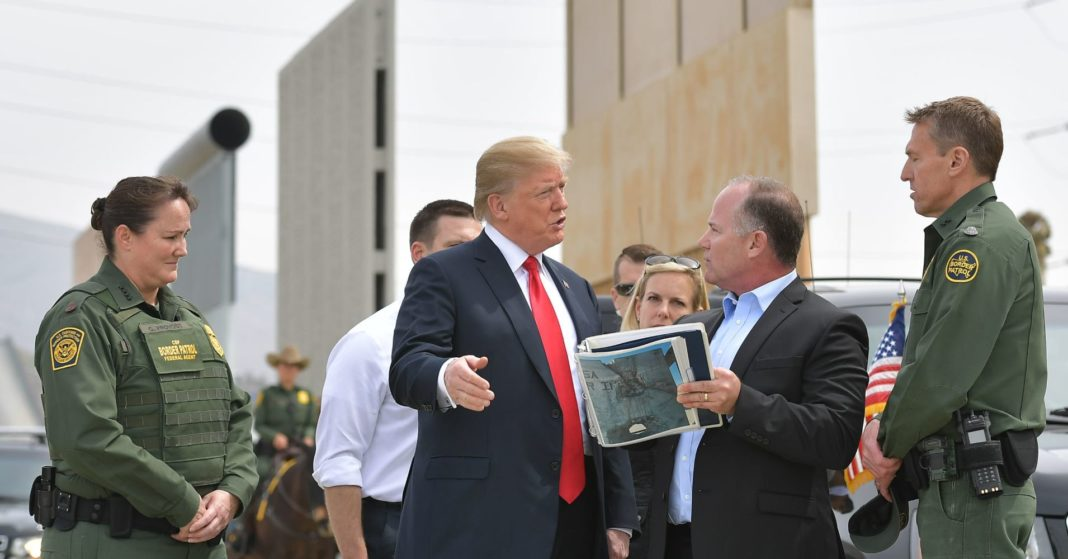How long will it take to build the border wall? Years longer than Trump claims, experts say