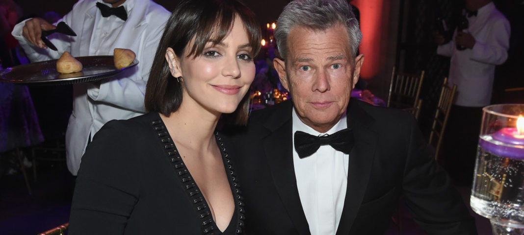 Katharine McPhee, David Foster reportedly planning small wedding