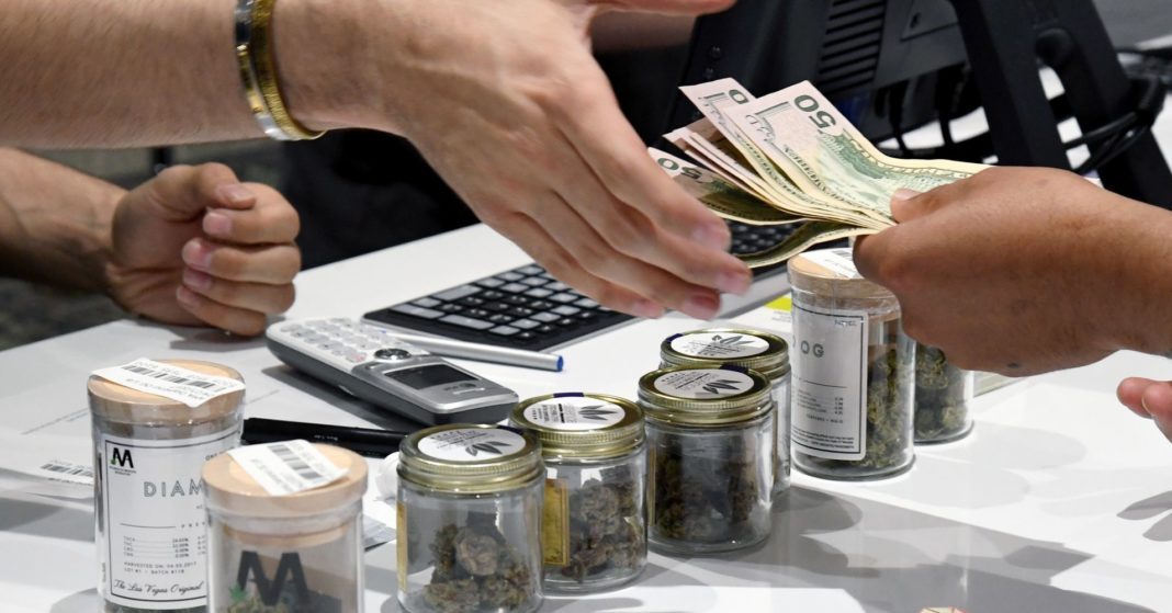 Marijuana hasn't hurt booze sales in 3 states where weed has been legal the longest: Study