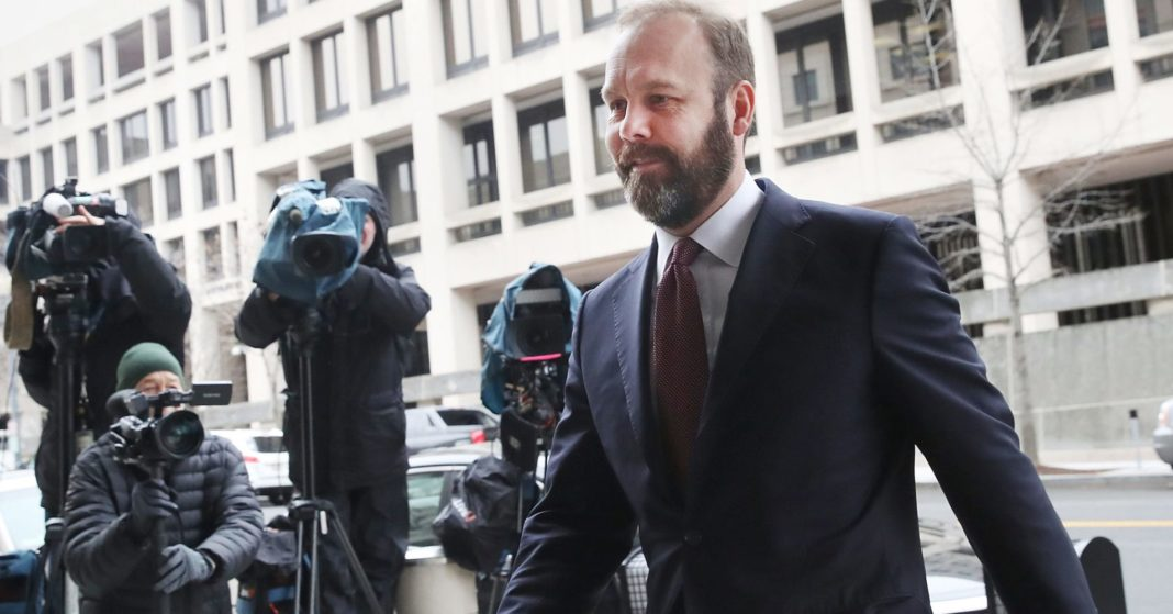 Mueller asks to delay ex-Trump aide Gates' sentencing because he is cooperating in 'several' probes