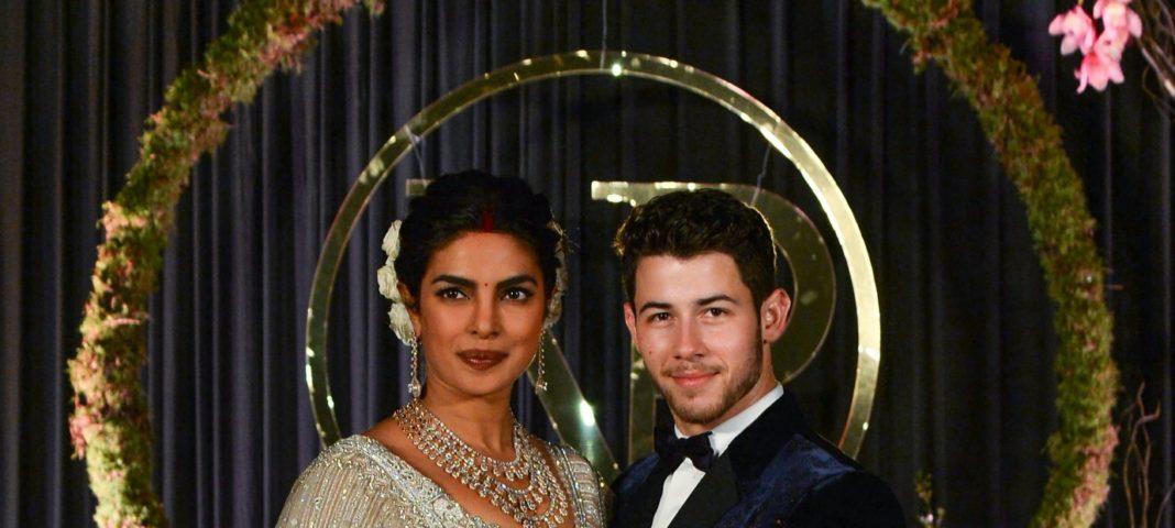 Nick Jonas, Priyanka Chopra celebrate marriage in North Carolina wedding reception