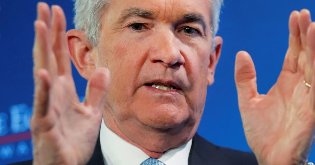 Powell says Fed's balance sheet will be 'substantially smaller,' indicating more tightening ahead