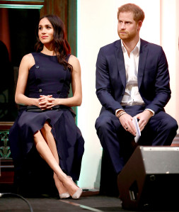 Prince Harry 'Feels Responsible' for Duchess Meghan 'Being So Miserable'