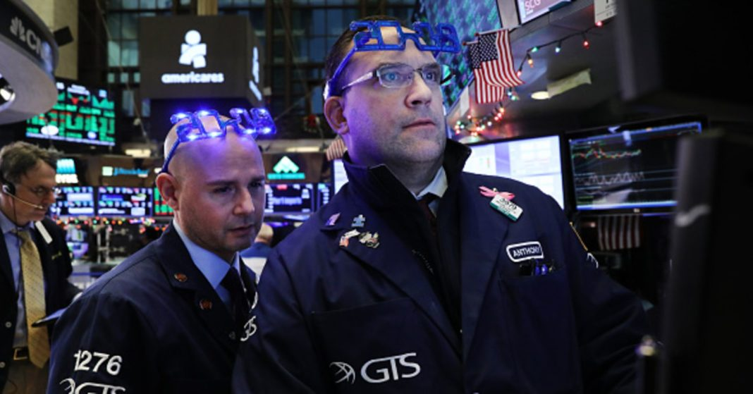 Stocks are rallying even though the news is still bad. Here's what that means