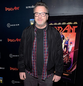 Tom Arnold and Ashley Groussman Saw Parenting Counselor Days Before Split