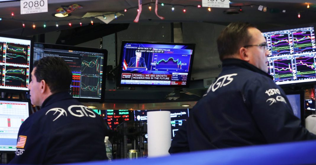 Wall Street's trading powerhouses look to shake up US stock exchanges