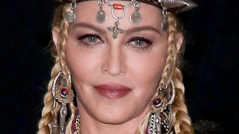 Why fans are talking about Madonna's behind