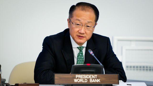 World Bank President, Yong Kim resigns