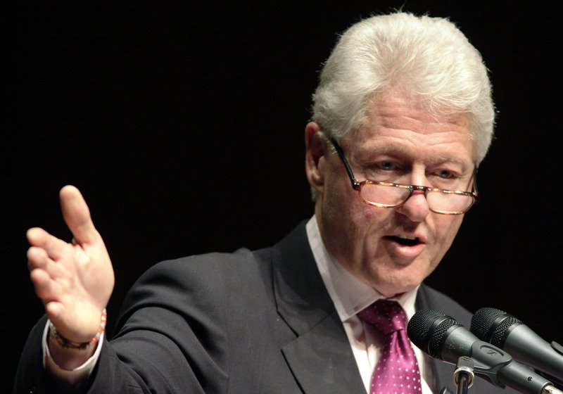 2019 elections: Bill Clinton cancels trip to meet Atiku, Buhari, gives reasons