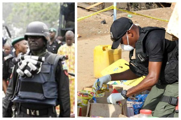 2019 elections: Police uncover IEDs in Delta
