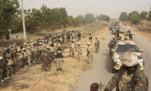 Boko Haram: Troops kill two terrorists as others flee with gunshot wounds in Borno