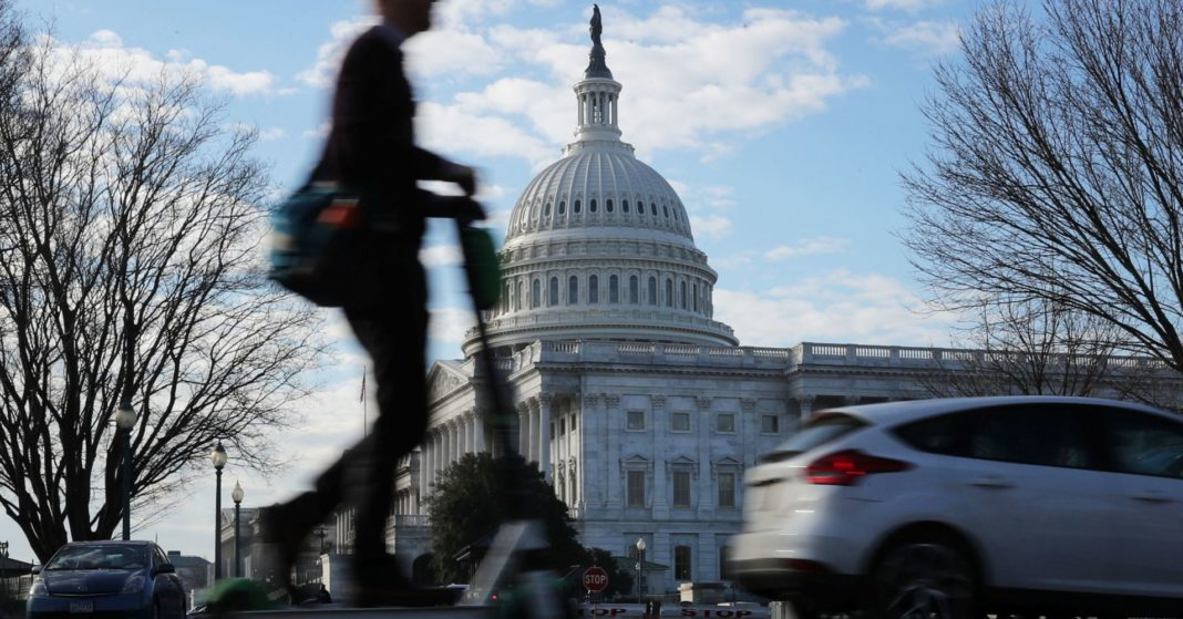 Congress passes bill to prevent another US government shutdown, sending it to Trump