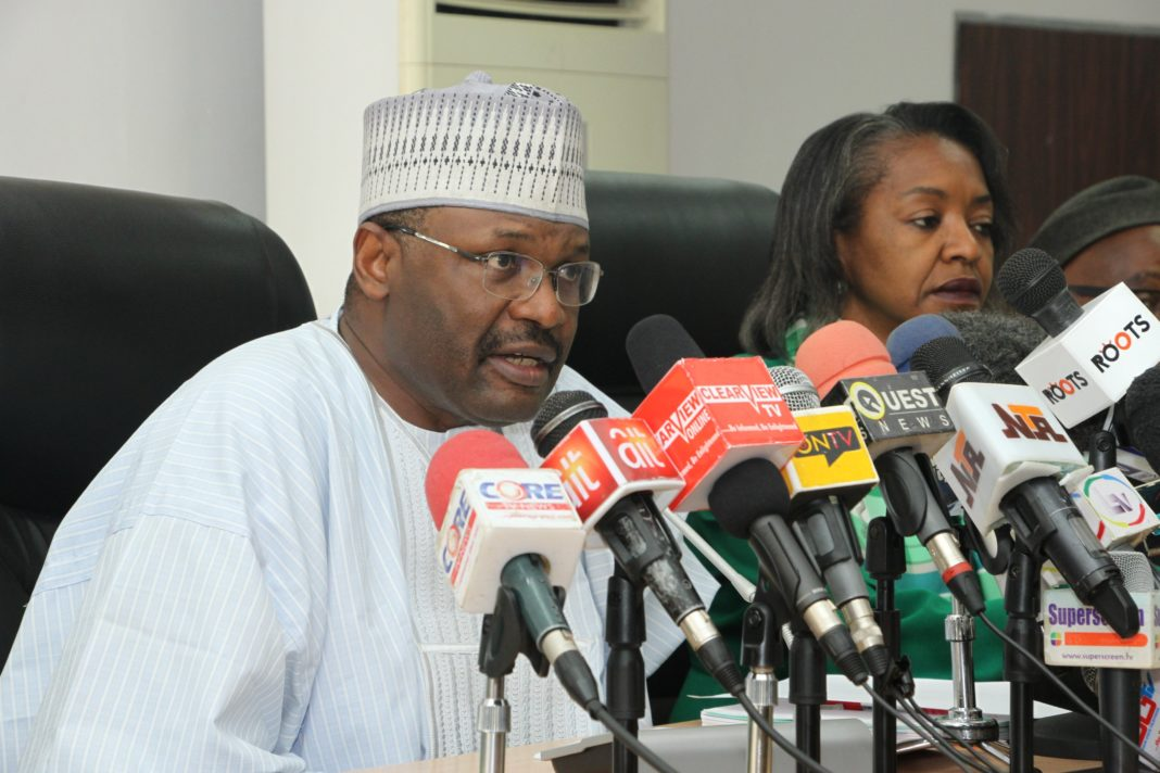 Nigeria decides: INEC speaks on 'hoarding' result sheets ahead of polls