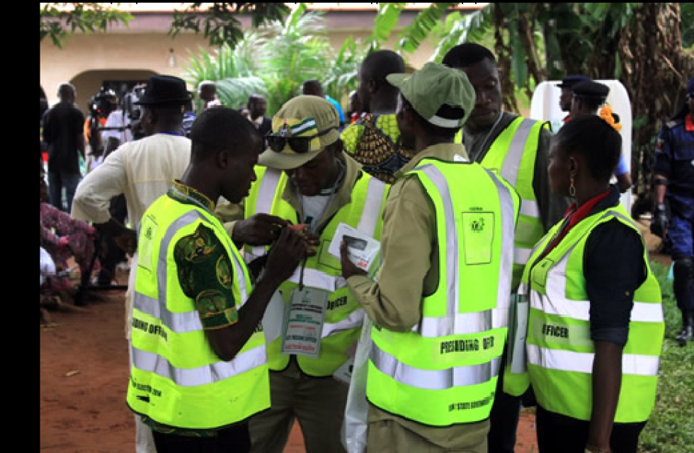 Nigeria elections: NYSC speaks on corps members 'boycotting' polls