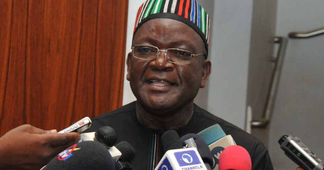 Nigeria's election: Gov. Ortom reacts to alleged murder of APC Chairman