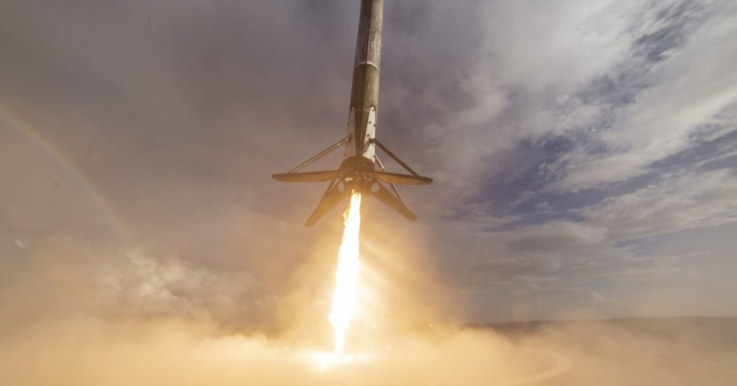 Pentagon inspector will review Air Force's certification process for SpaceX rockets