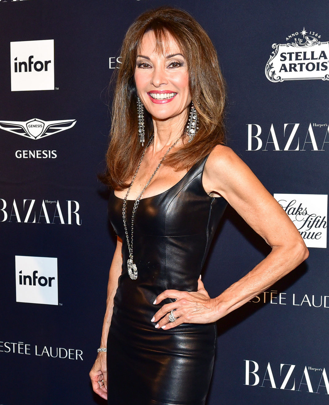 Susan Lucci Recalls the Moments Leading Up to Her Emergency Heart Surgery