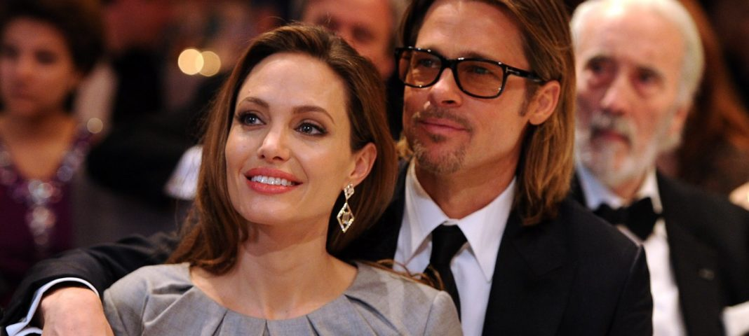 The Jolie-Pitt kids are growing up fast