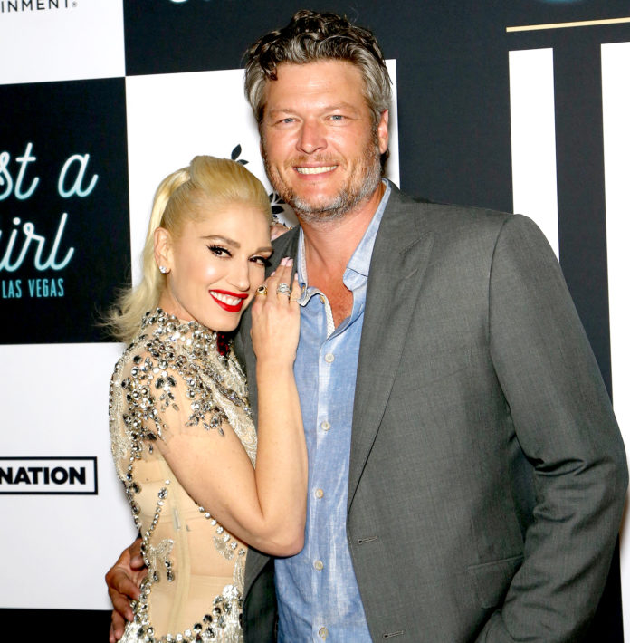Too Cute! Gwen Stefani Posts Photoshopped Throwback With BF