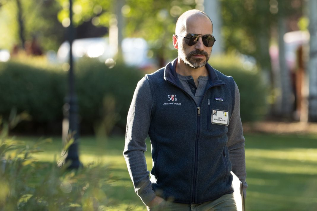 Uber's sky-high valuation and huge losses made sense in Silicon Valley, but not on Wall Street