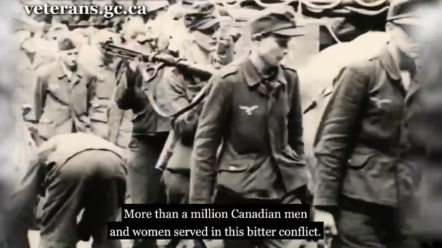Veterans Affairs bungles VE-Day video by showing Nazis