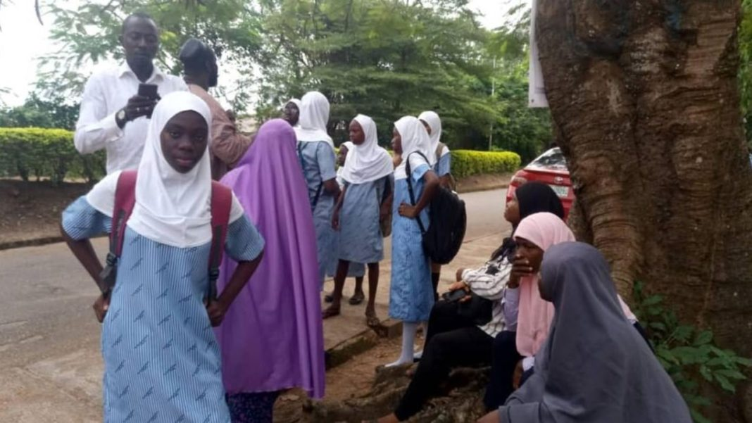 Hijab: Muslim parents petition DSS, NHRC over alleged intimidation, harassment of students in UI school