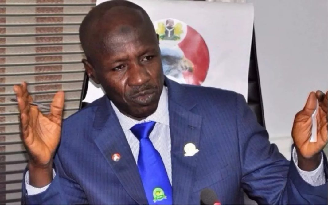 EFCC: Magu clears air on N4bn allegedly given to Osinbajo