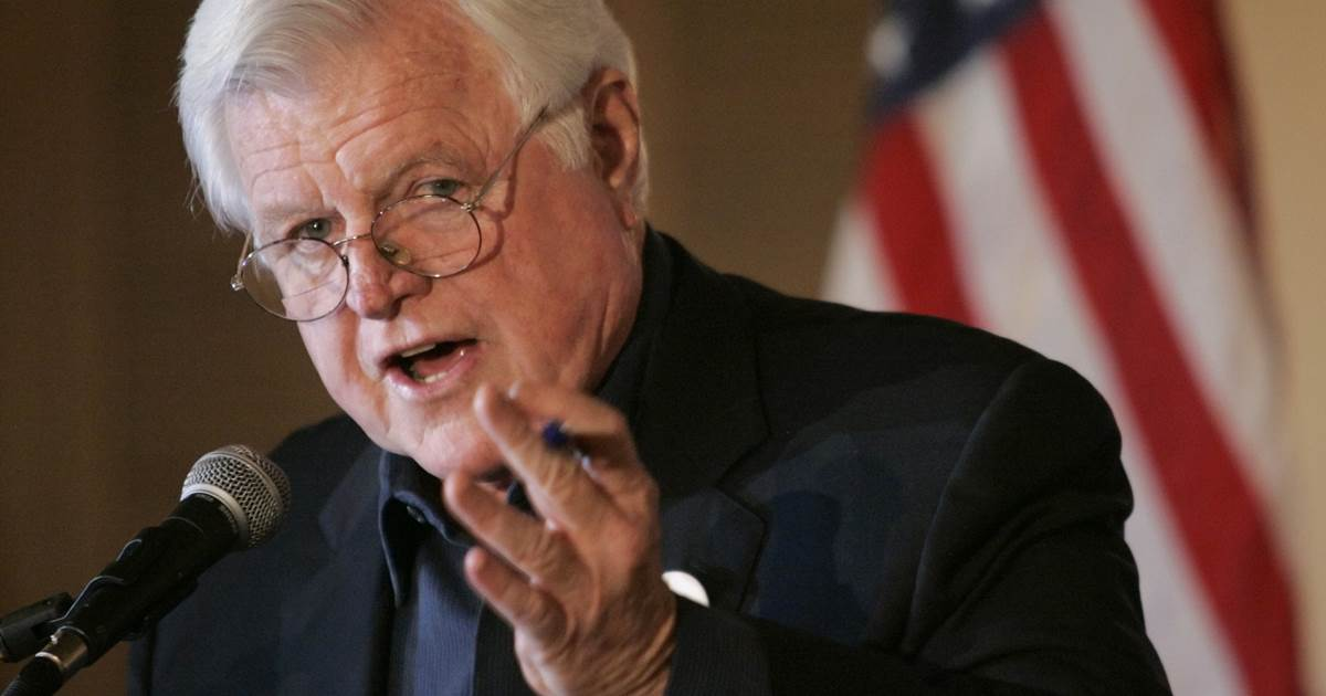 10 years after Ted Kennedy's death, liberals need to rethink the pass they gave him