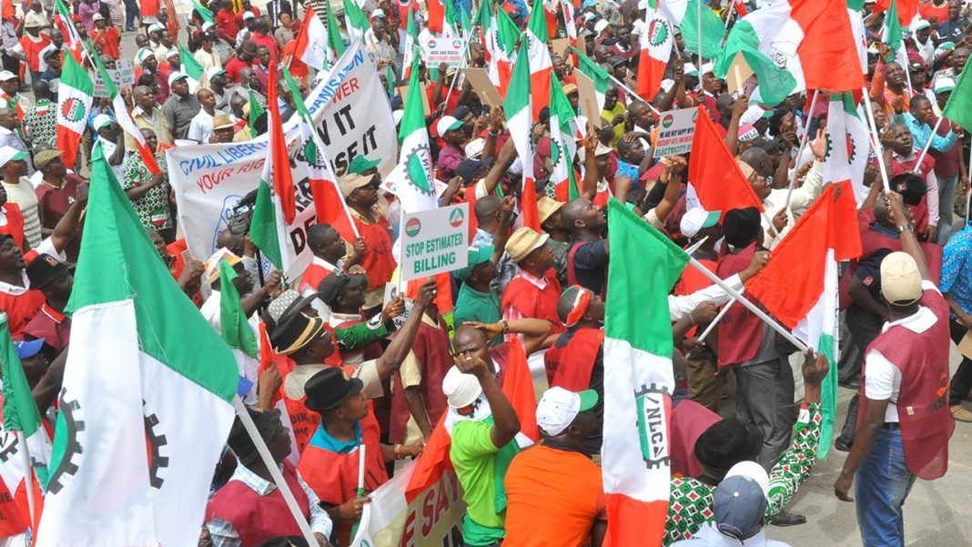 Abia govt, NLC clash over salary claims by State parastatals