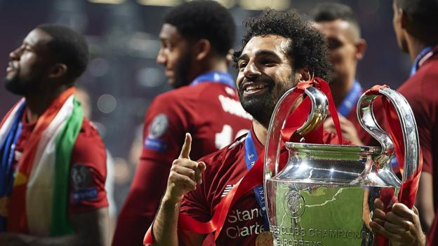 Champions League draw: Liverpool, Man City, Chelsea, Spurs await fate