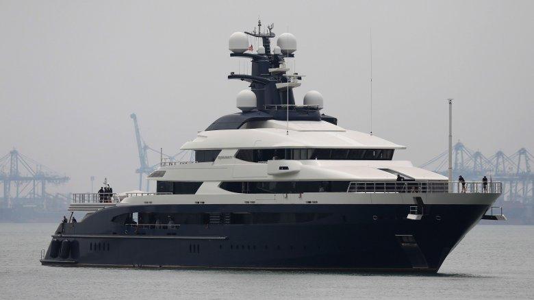 Inside Kylie Jenner's $250 million birthday yacht