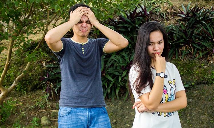 overcoming relationship stress
