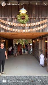 Lauren Bushnell and Chris Lane Celebrate Engagement in North Carolina