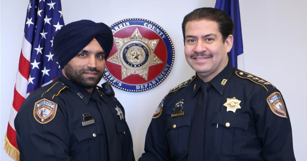 Sikh lawman killed in Texas shooting
