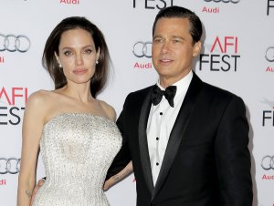 are angelina and brad married