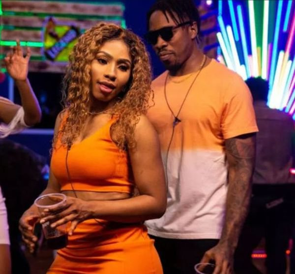 BBnaija's Ike reacts after being trolled on social media for ''following Mercy everywhere she goes''