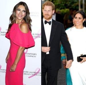 Elizabeth Hurley Reveals She Met Duchess Meghan Before Prince Harry Did
