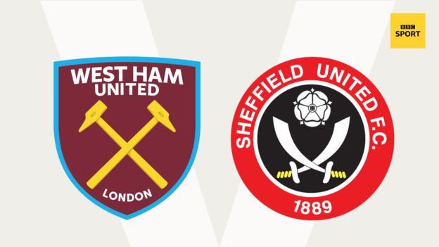 West Ham v Sheff Utd