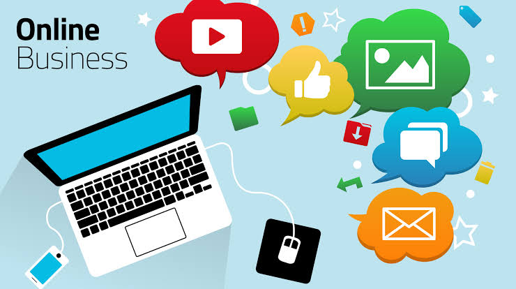 Internet Online Business