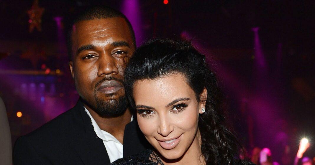 Kim Kardashian and also Kanye West's Relationship Timeline