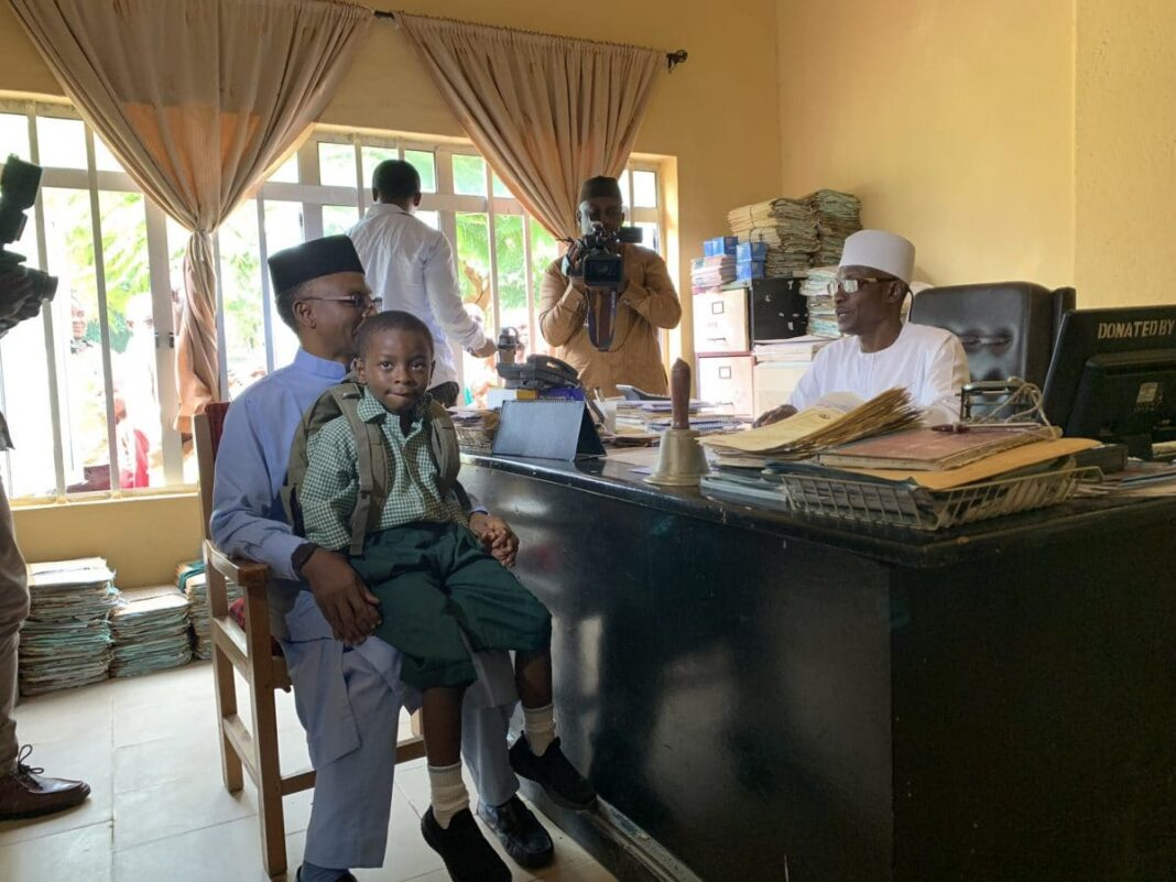 Nigeria news : Why I won't withdraw my child from public school because of kidnappers – El-Rufai